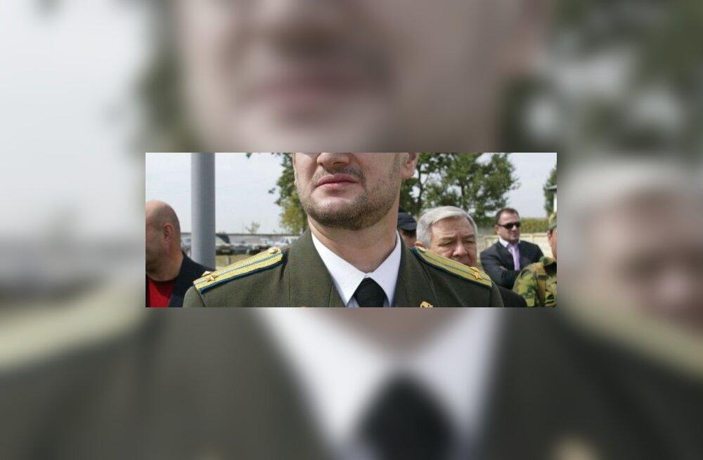 Koomasse rünnatud Tšetšeenia komandör suri