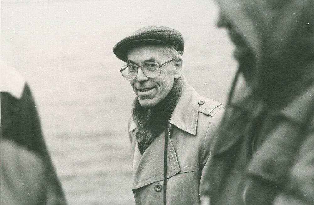 Lennart Meri oskas igas olukorras särada ja välja paista.