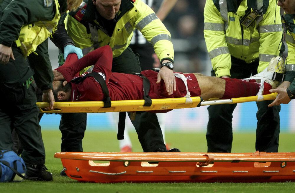 Kes need kolm väravat tagasi lööb? Klopp kinnitas, et Salah homme Barcelona vastu ei mängi