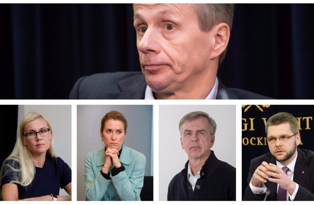 """Jürgen Ligi parimad """"komplimendid"""" läbi aegade: sisserändaja poeg roosast erakonnast ning kaagutav Kadri"""