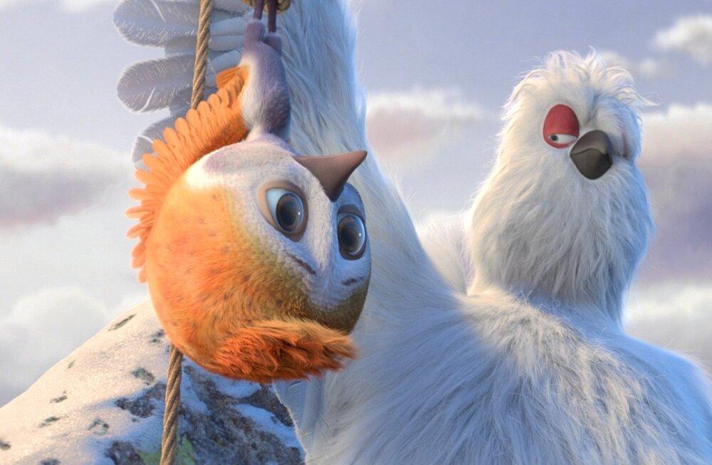 ARVUSTUS | Värskes animatsioonis linnupoeg Tinno vaatajat ei hellita