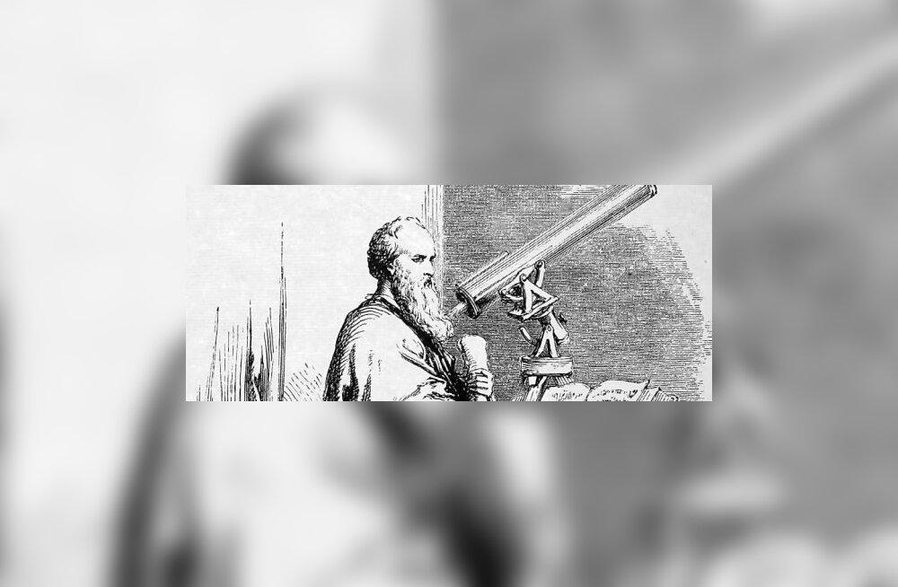 Kas Galileo kasutas teleskoopi ikka esimesena?