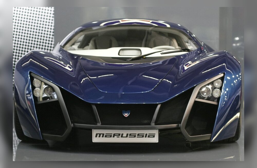 Soomes hakatakse Vene sportautosid valmistama