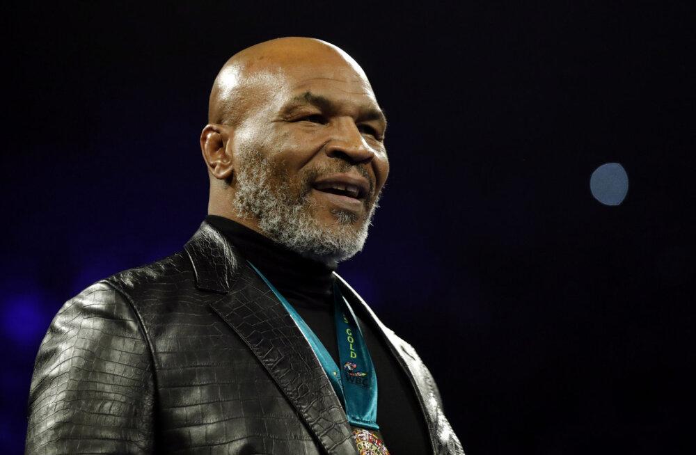 Mike Tyson kirjeldas detailselt, kuidas ta Tyson Fury vastu võitleks