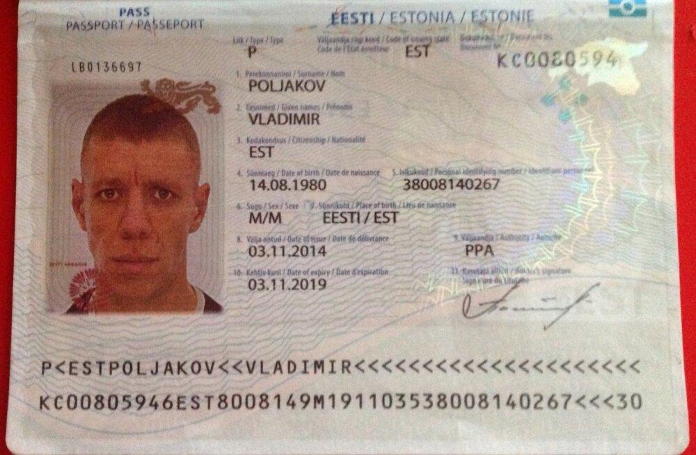 Advokaat: Ukrainale separatistide ridades sõdimise eest välja antud Eesti kodanik lendas tagasi Tallinna