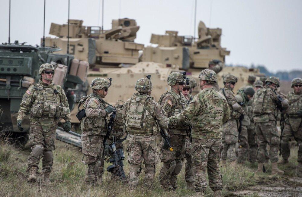 USA konservatiivne arvamusliider: kes on valmis Eesti eest surema?