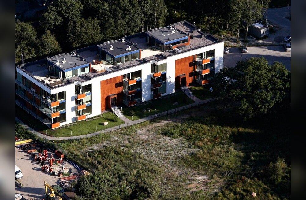 KredEx: korterelamute huvi rekonstrueerimistoetuse vastu on tõusnud