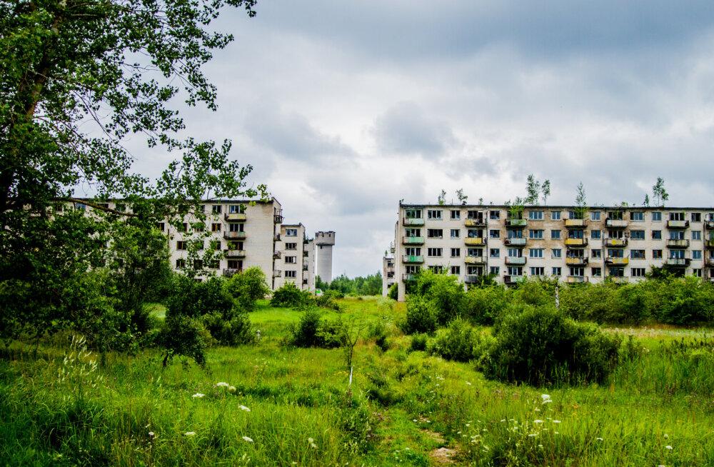 MILITAARTURISMI PÄRLEID | Skrunda-1 — kummituslinn Lätis radari varjus. See oli suletud territoorium, kus elasid salajased inimesed