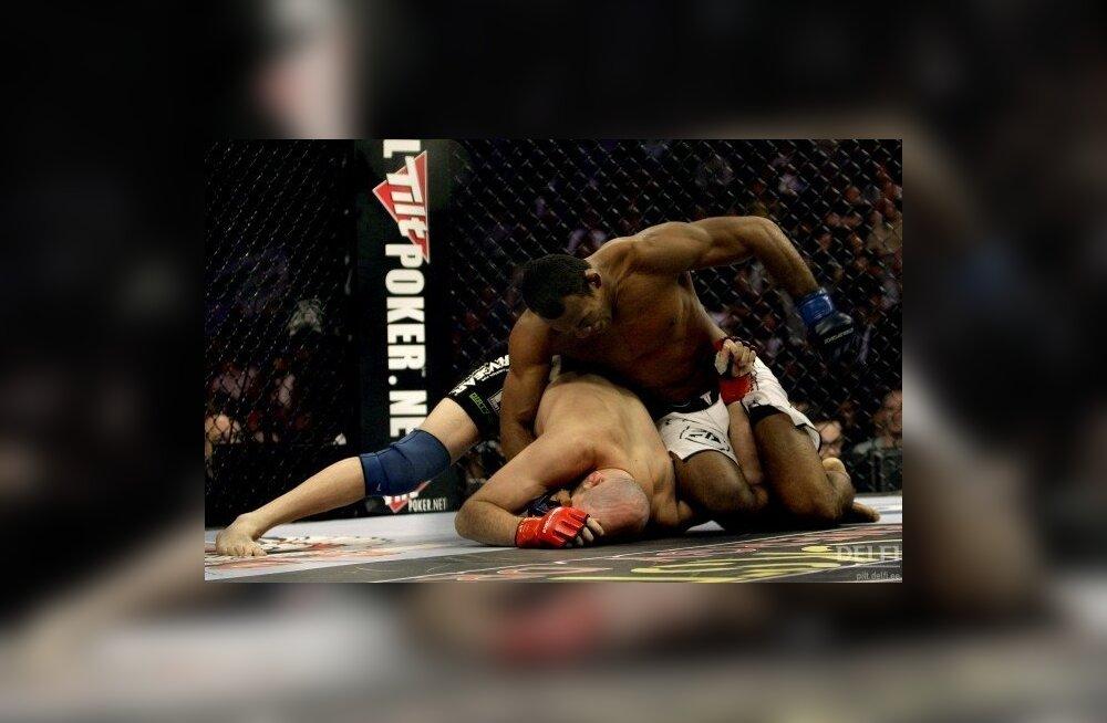 MMA Strikeforce, vabavõitlus
