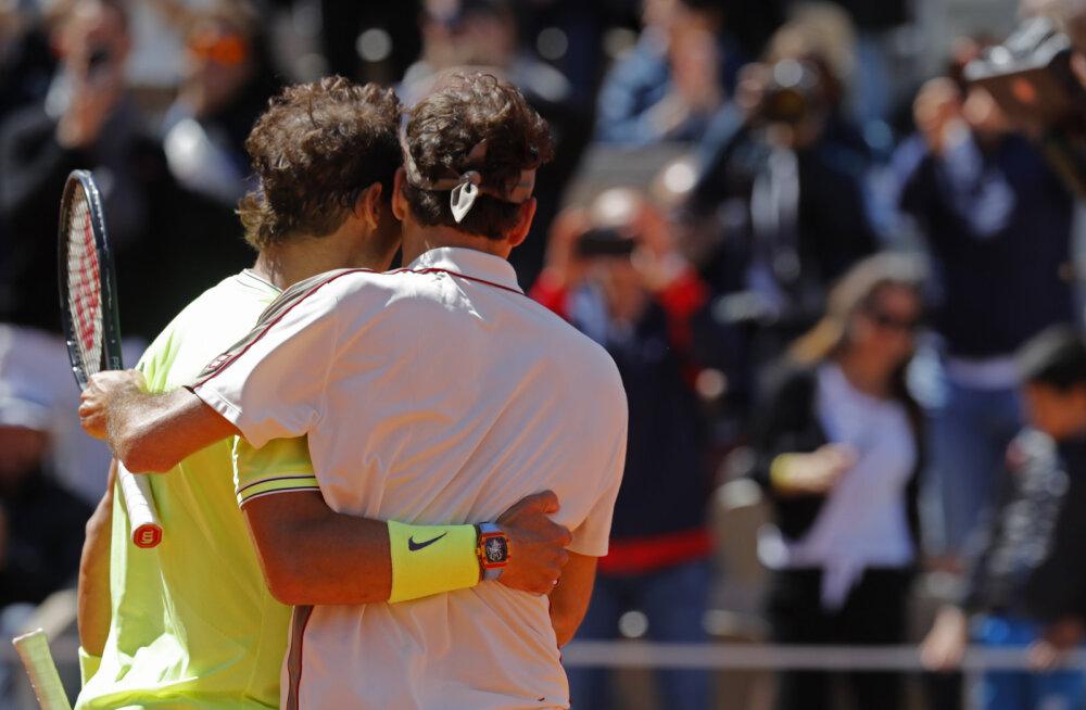 VIDEO | Michel Lehtmets: Nadal oli Federerist igas elemendis üle, rutiinne võit