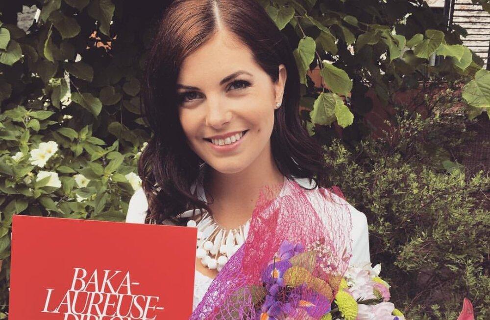 KLÕPS: Nüüdsest diplomeeritud muusikaterapeut! Birgit Sarrap lõpetas Tallinna Ülikooli