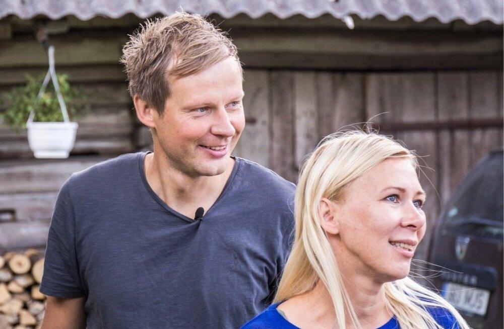 ФОТО и ВИДЕО: Проживающий в Швеции Сууне: в Эстонию хорошо ездить в гости
