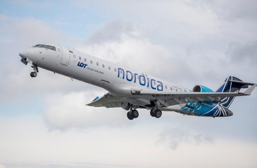 Kuressaare lennuhanke uued tingimused jätavad Nordica mängust välja