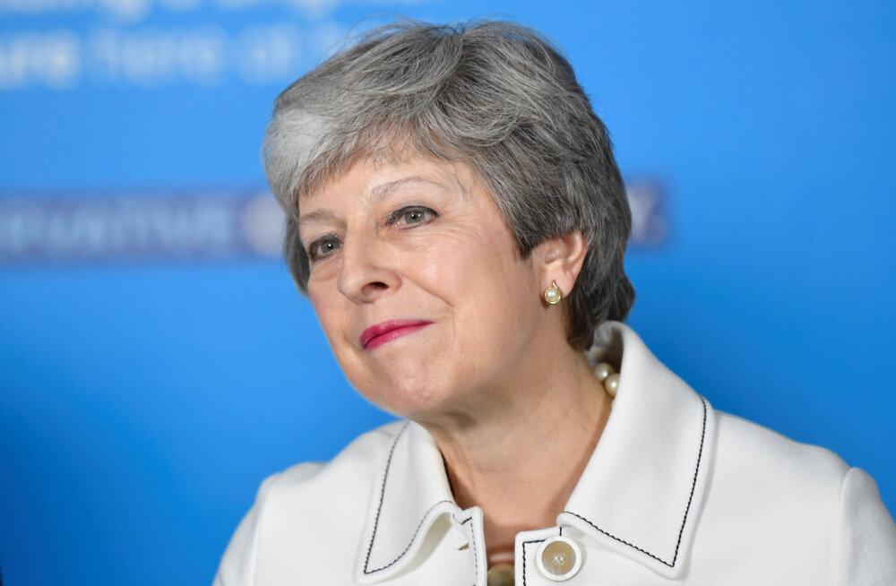 May lubab teha euroopameelsetele järeleandmisi ja tulla välja leebema Brexiti-leppega