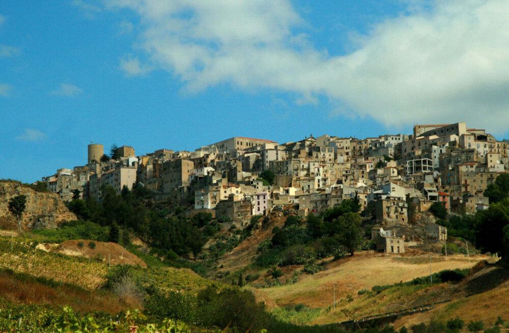 Alpidest Sitsiiliani: 5 Itaalia asulat, mis pakuvad maju 1 euroga