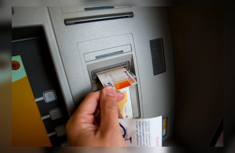 ИССЛЕДОВАНИЕ: Уровень обслуживания в банках Эстонии - худший в Балтии