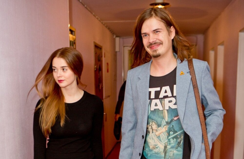 Kallervo Karu ja Egle Loit