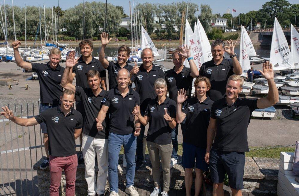 Selgusid Eesti tiimi kandidaadid, kes alustavad teekonda maailma parima purjetamisriigi tiitli nimel