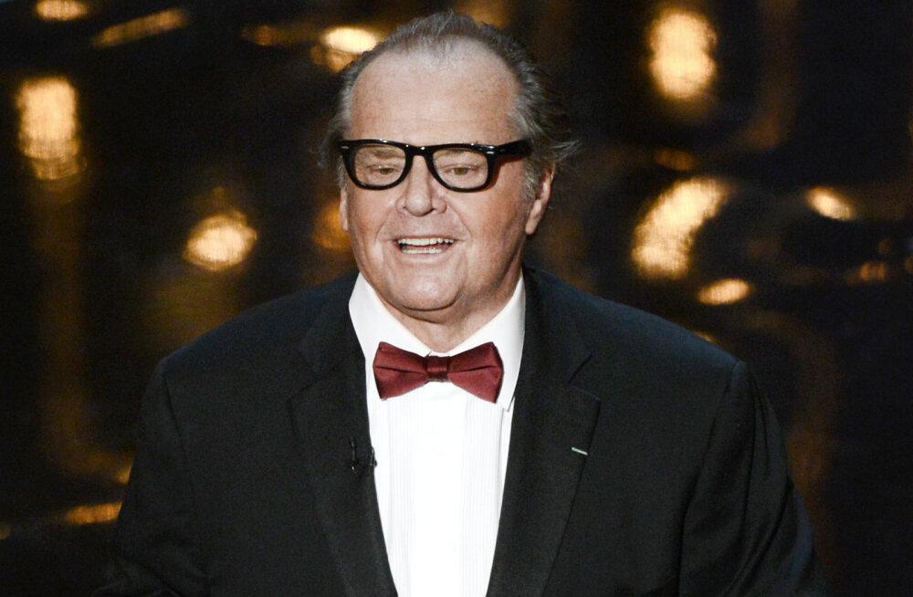 AEG TÄIS: Hollywoodi superstaar Jack Nicholson otsustas jääda pensionile
