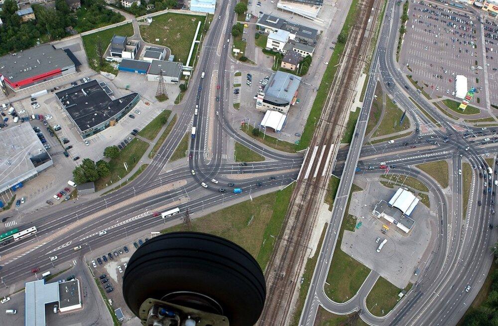 Liiklusõnnetuste arv ristmikel on kasvamas