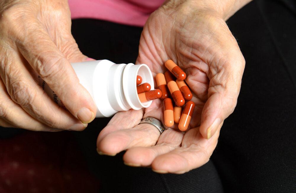 probiootikumide võtmine
