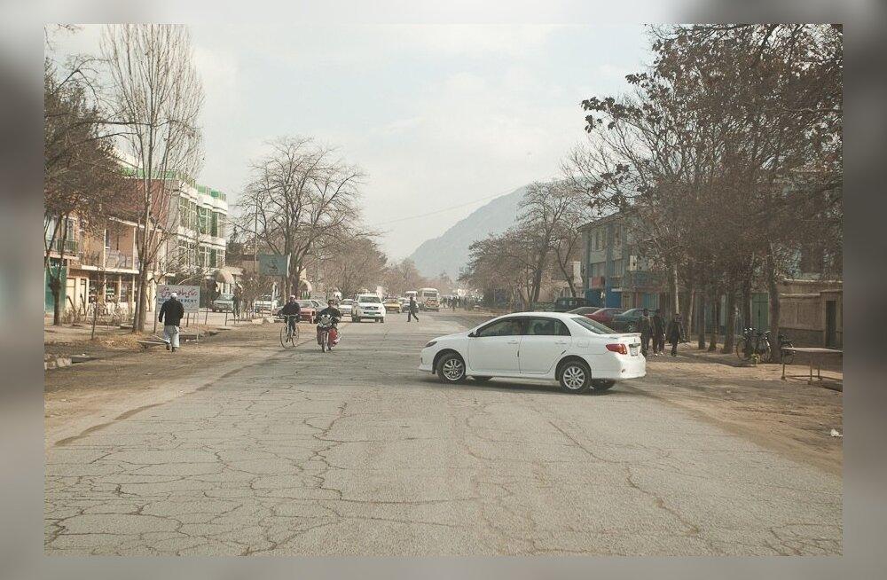 Kabulis tapeti Rootsi Raadio ajakirjanik