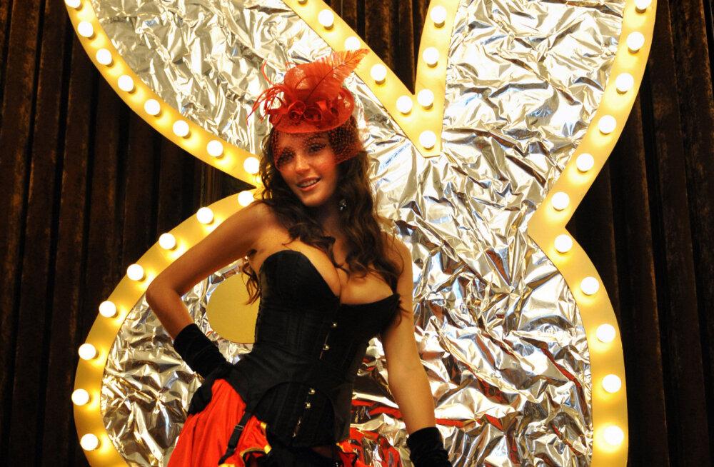 KUUM   Venemaa riigiametnik väljendab oma hingeelu Playboys alasti poseerides