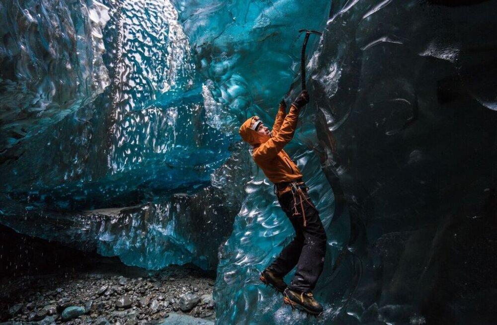 FOTOD: hämmastavad kaadrid Islandi jääkoobastest