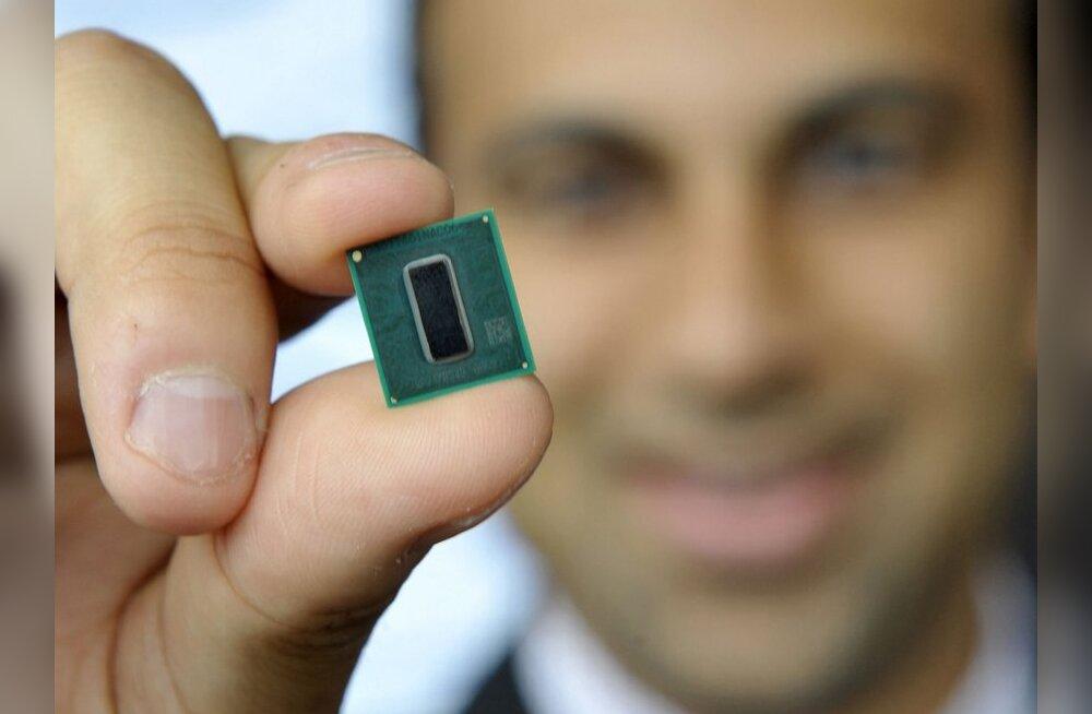 Kas tänased arvutiprotsessorid on määratud hukule?