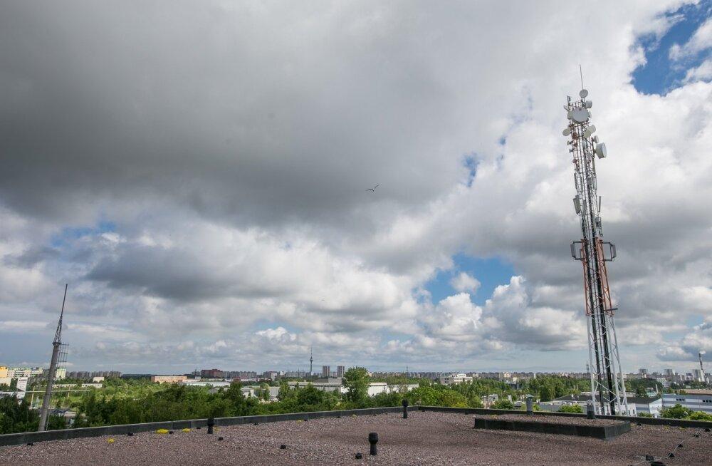 EMT 4G võrguga on kaetud 95% Eesti territooriumist.