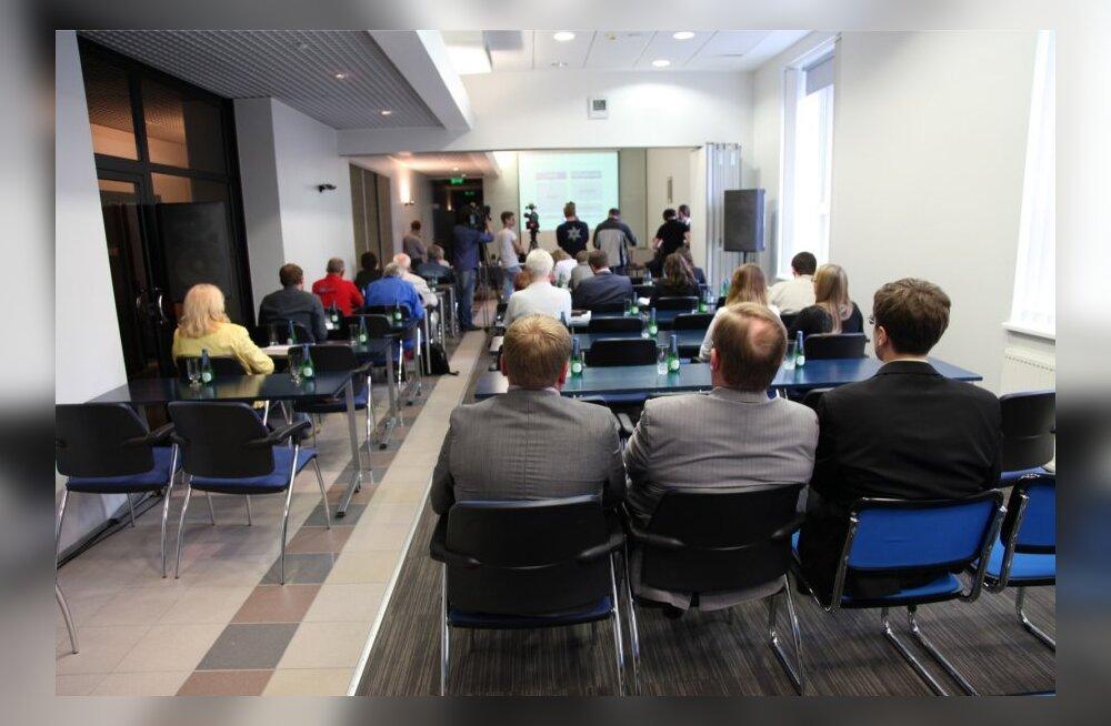 Riigikontrolli VEB fondi auditi tutvustus