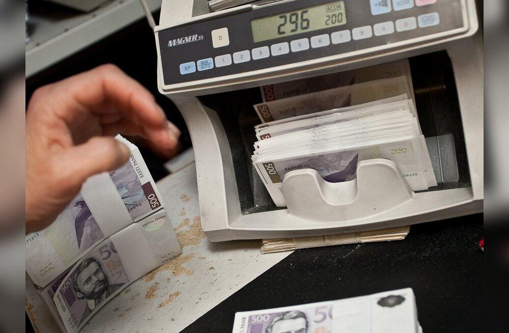 Glaskek võis aknatellijatelt alusetult raha nõuda