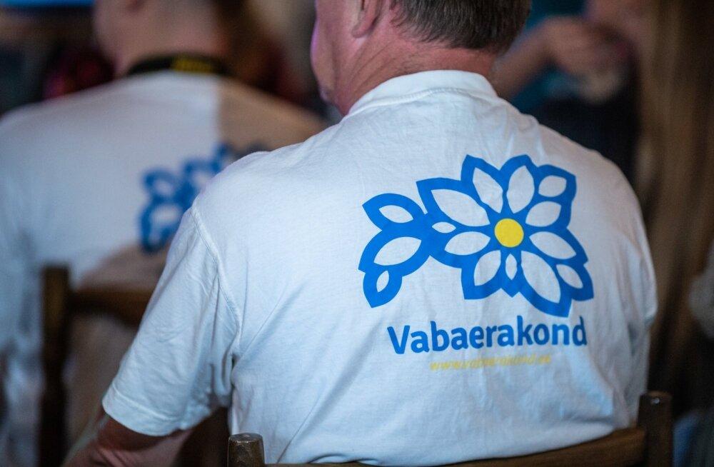 Eesti Vabaerakonna suvepäevad