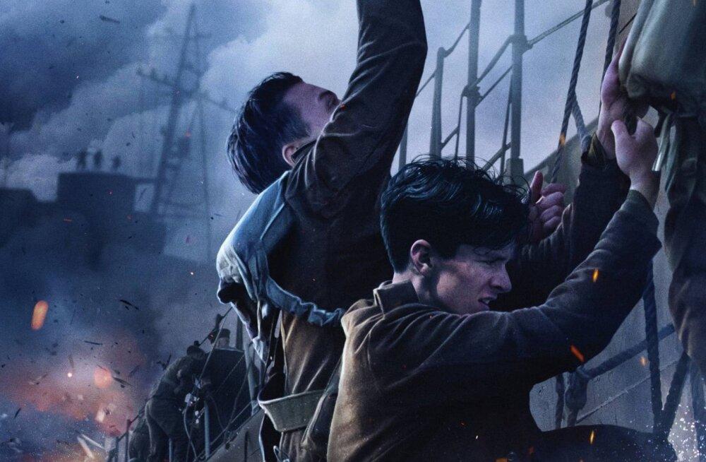 """Sõjamuuseumi teadur kolm Oscarit võitnud filmist """"Dunkirk"""": ebaõnnestumist saab tahtmise korral ka sõjalise võiduna näidata"""