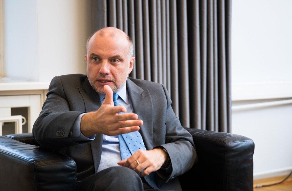 Kaitseminister Jüri Luik