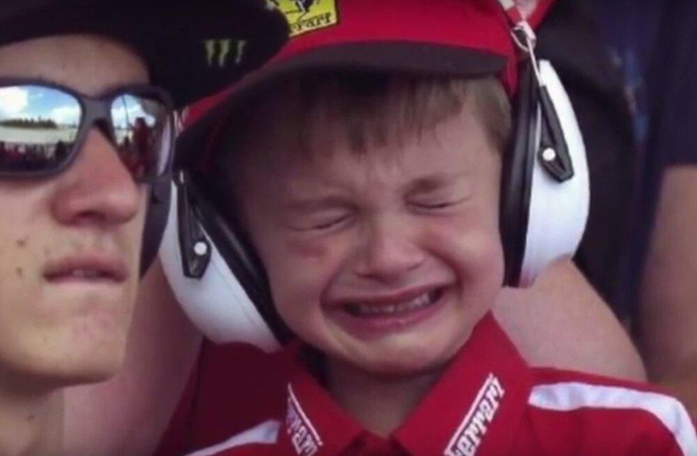VIDEO | Totti hüvastijätt ja nuttev Räikköneni fänn kandideerivad Laureuse spordiauhinnale