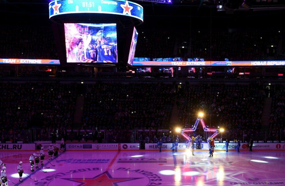 ANALÜÜS   KHL on eepilise poolfinaali ootuses