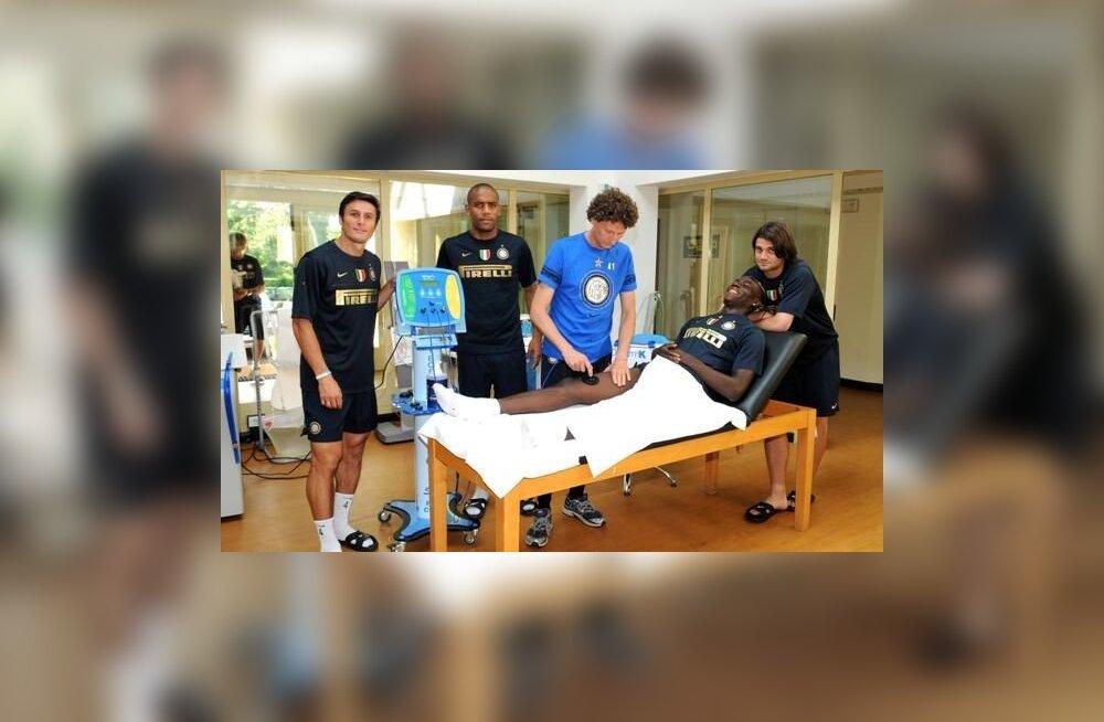 Diatermia ehk soojuse kasu treeningvormi tõstmiseks ja taastumiseks