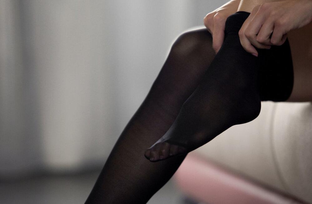Kurvikas naine, kui otsid täiuslikke sukkpükse, hoia meeles need olulised õpetussõnad