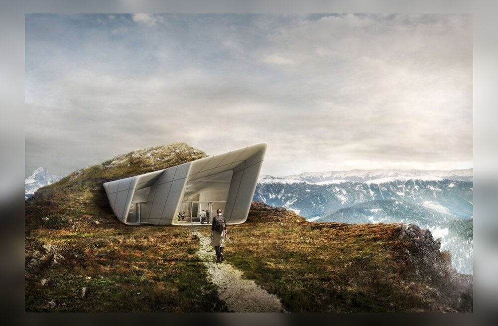 2014. aasta uued reisihorisondid: kosmoselend, mäetipumuuseum ja kõrgeimad pilvelõhkujad