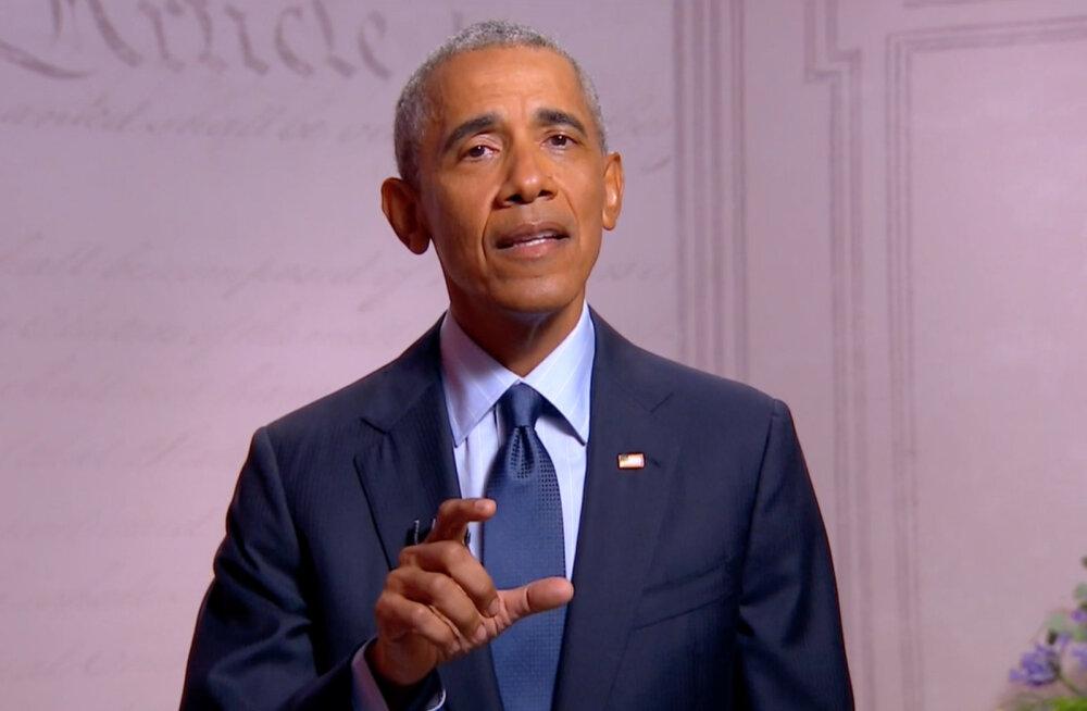 VIDEO | Meenutame: viis aastat tagasi laulis president Obama massitulistamise ohvri matustel kuulsat leinalaulu