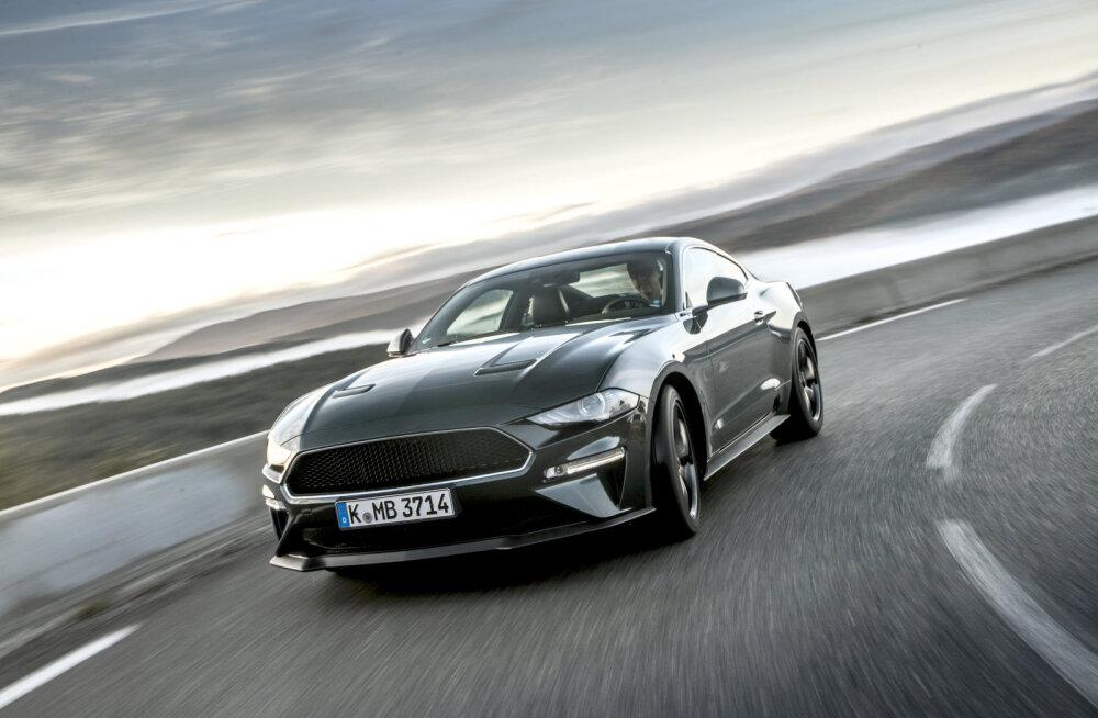 """Ford toob tagasi """"Bullitist"""" tuntud ikoonilise Mustangi haruldase uusversiooni, mille saad soetada ka Eestist!"""