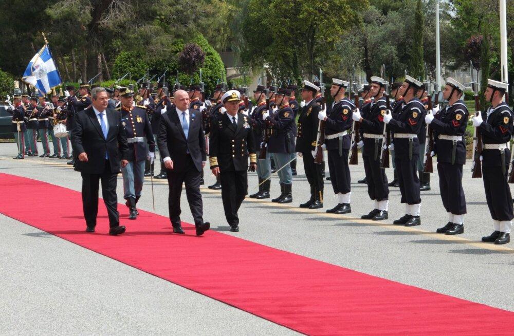 Луйк в Греции: главная задача НАТО состоит в предотвращении военного конфликта