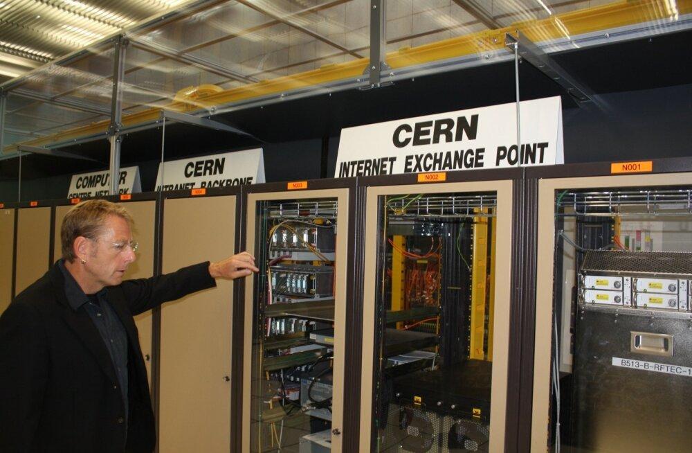 WWW sünnipaik – Euroopa Tuumauuringute Keskus Genfis. Selle leiutas 1991. aastal vaid üks mees Tim Berners-Lee oma kolleegidega suhtlemiseks.