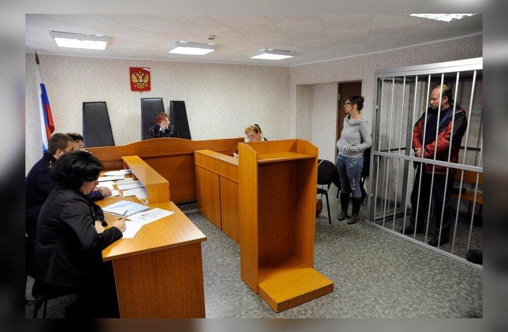 Vene kohus jättis 20 Greenpeace'i liiget kaheks kuuks vahi alla