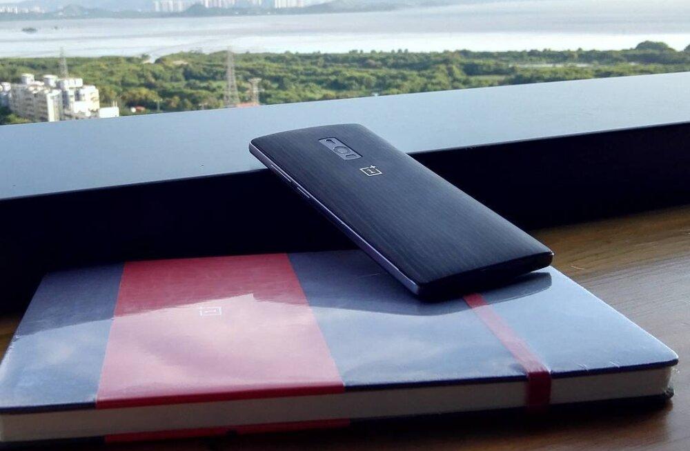 Eesti tehnoloogiaajakirjanike meelest parim tänavu ilmunud nutitelefon: OnePlus 2!