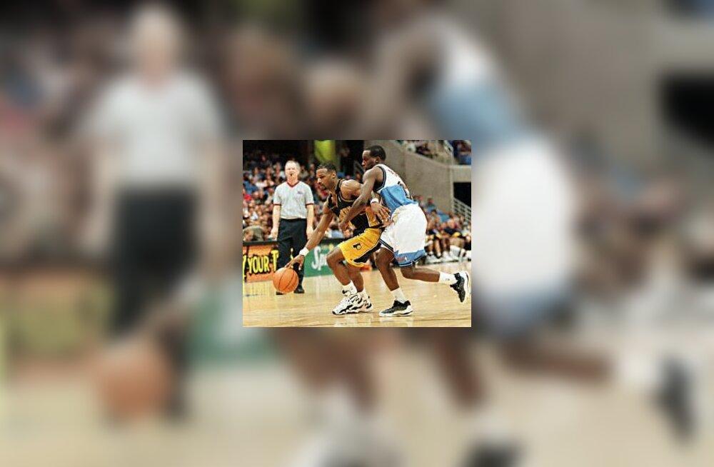 Algab NBA hooaeg