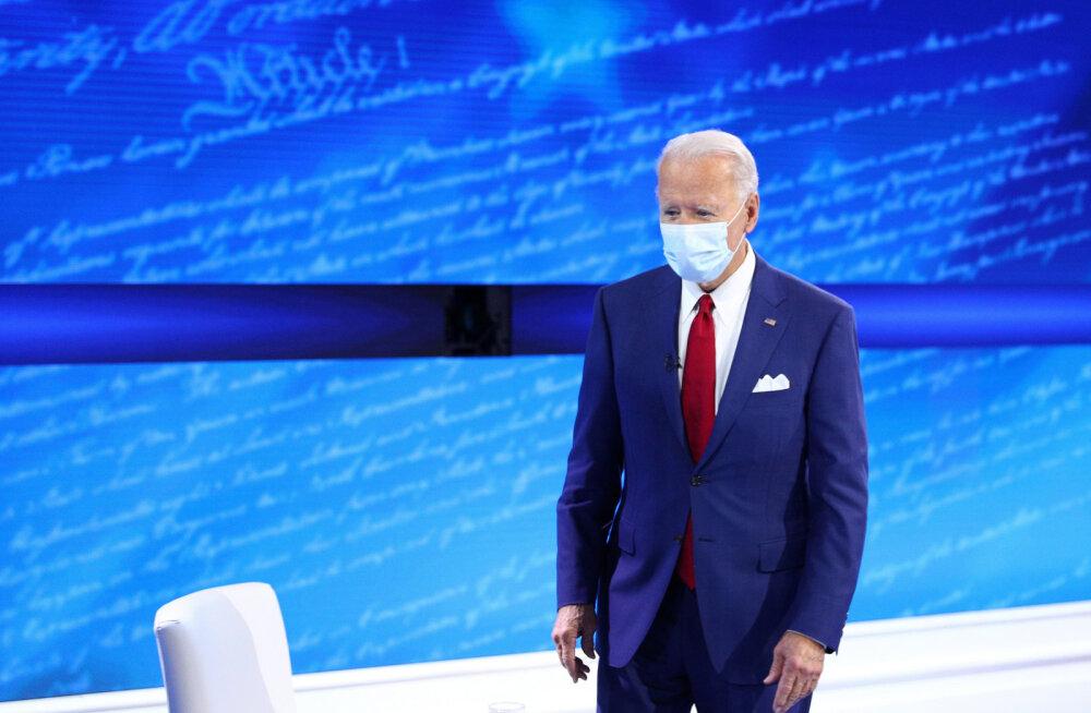 Mida tähendaks Joe Bideni võit finantsturgude jaoks?