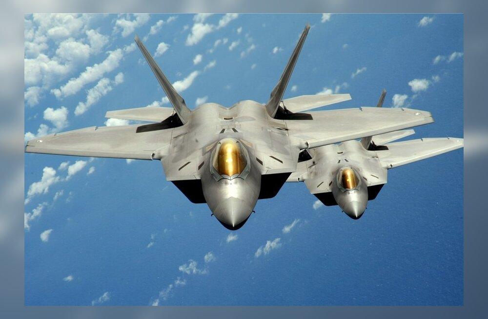 Soul lubab Põhja-Korea rünnakule kiiret vastulööki, USA saatis Koreasse hävitajad F-22