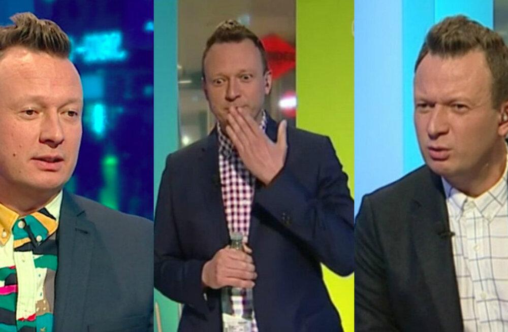 TOP 8: Ülivihastest intervjuudest humoorikate apsudeni ehk Marko Reikopi tele-aasta kõige meeldejäävamad hetked